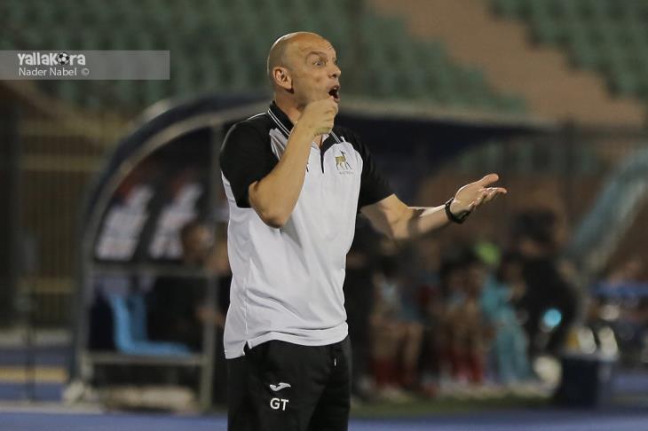 مدرب دجلة بعد الفوز على النجوم: أسوأ مباراة لنا في الدوري.. ولا أفضل اللعب التجاري
