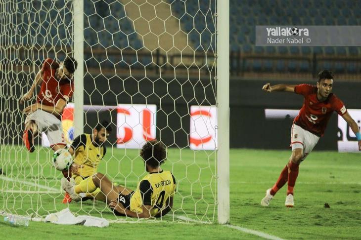 عدسة يلا كورة.. هدف الأهلي وأجانب بيراميدز وعصبية عبدربه ضمن صور الجولة الـ3