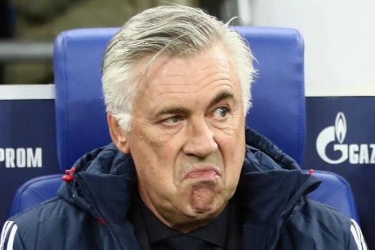 أنشيلوتي بعد الفوز على ميلان: هذه شخصية نابولي