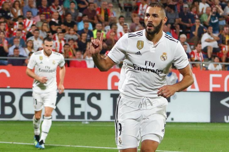 تقارير: إصابة بنزيما تُجبر ريال مدريد على التفكير في مهاجم جديد