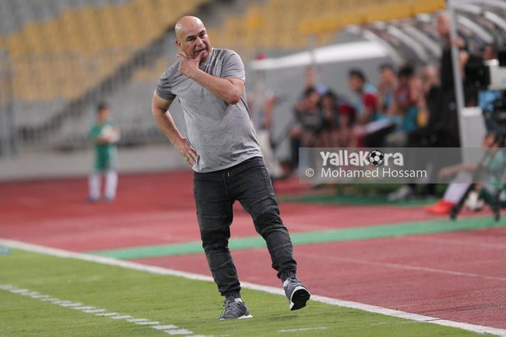 حسام حسن عن حكم مباراة اتحاد العاصمة: حسبي الله ونعم الوكيل