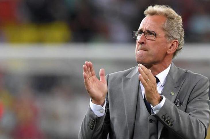 صن داونز يؤكد رحيل هامرين لتدريب منتخب أيسلندا