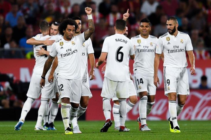 20 لاعباً في قائمة ريال مدريد لمواجهة بلباو