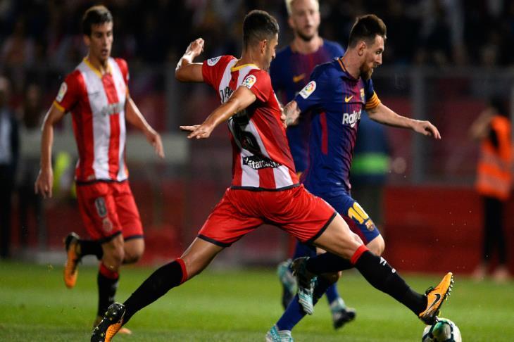 برشلونة وجيرونا يطلبون إقامة مباراتهم في الولايات المتحدة رسميا