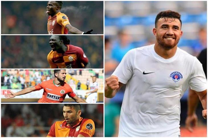 """أفضل لاعب في تركيا.. ماذا قدم منافسو """"تريزيجيه""""؟"""