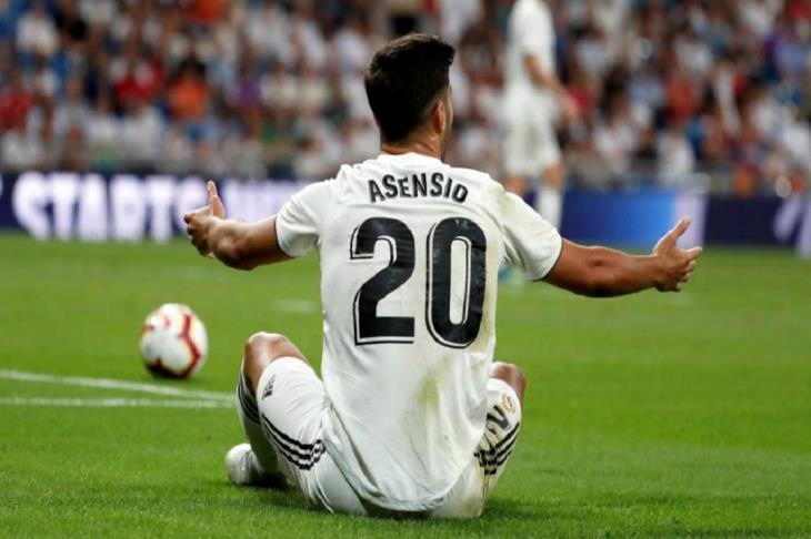 رسميًا.. ريال مدريد يعلن إصابة أسينسيو بالرباط الصليبي