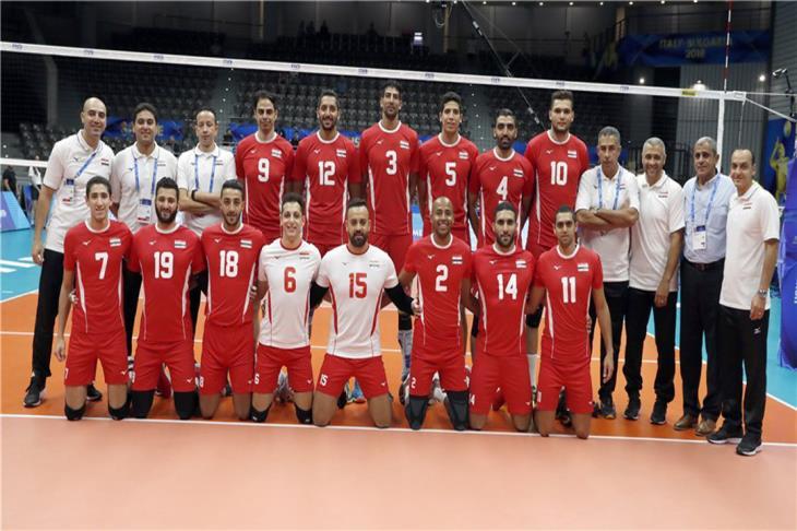 كرة طائرة.. مصر تتلقى الهزيمة الرابعة من هولندا وتودع بطولة العالم