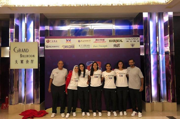 إسكواش.. منتخب السيدات يتأهل لنصف نهائي كأس العالم للفرق