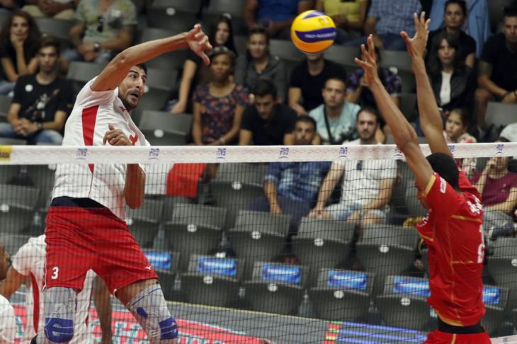 كرة طائرة.. سقوط جديد لمصر في بطولة العالم