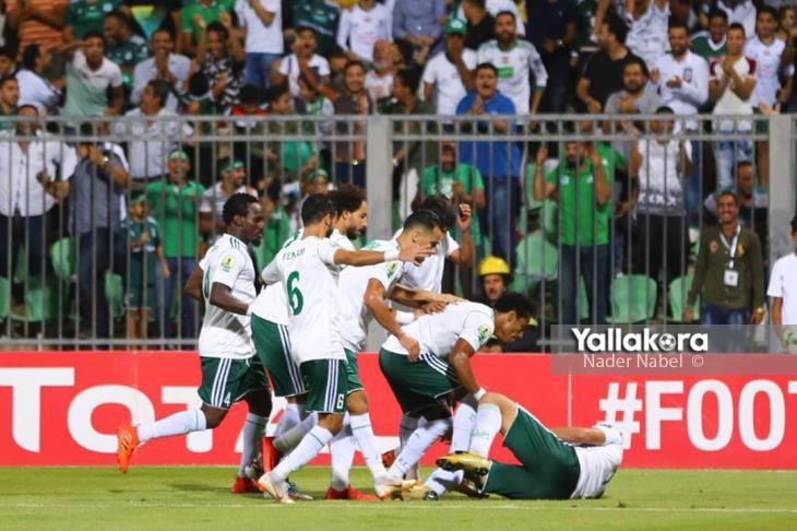 المصري يعلن قائمة مباراة الحسم في الكونفدرالية