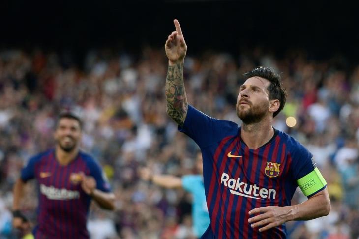 تقارير: برشلونة يسعى لتجديد تعاقد ميسي.. واللاعب يستطيع الرحيل مجانا في 2020
