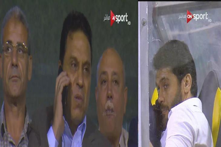 """أحمد حسن: البدري يتواصل معنا """"هاتفيًا"""" أثناء المباريات.. نرى هذا في بريميرليج"""