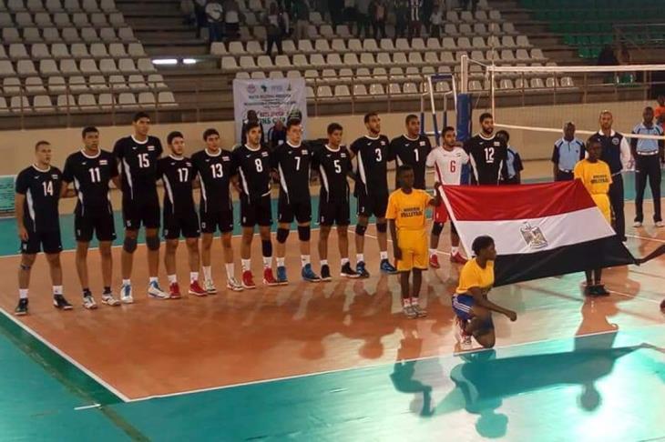 كرة طائرة.. تونس تفوز على مصر وتتوج ببطولة إفريقيا للشباب