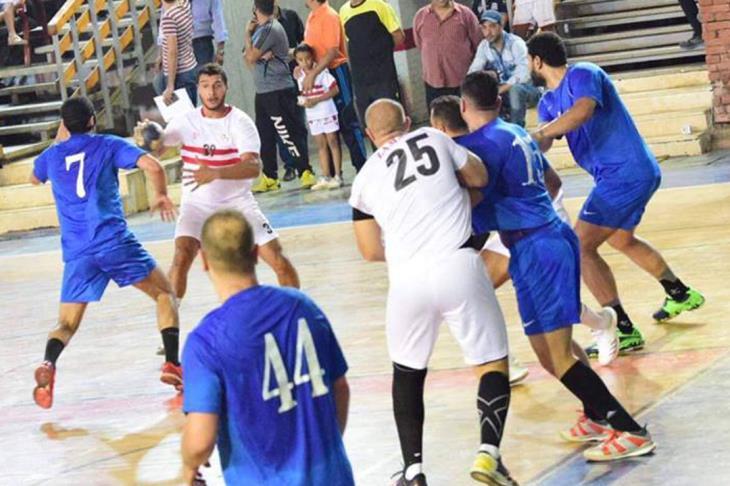 كرة يد .. الزمالك يبدأ رحلة الدفاع عن لقبه الإفريقي بالفوز على رجاء أغادير