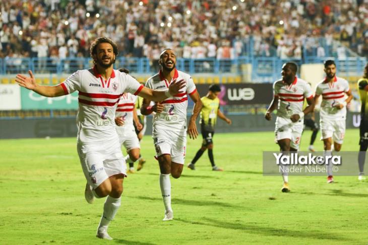 تأجيل مباراة الزمالك والمصري