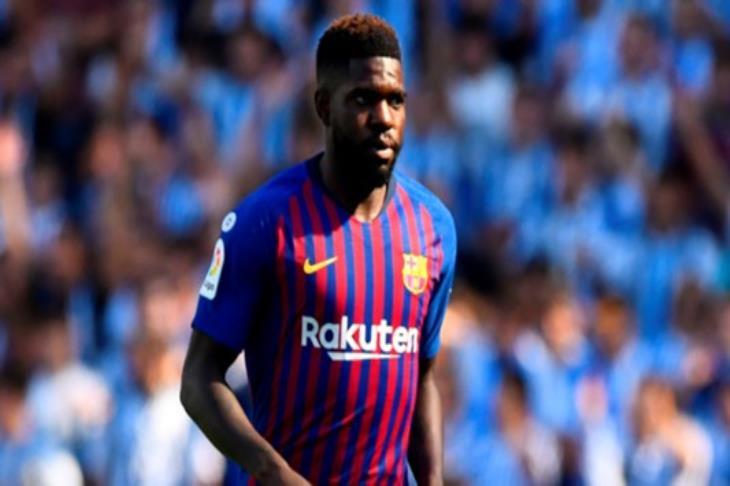 وسط اهتمامات سيتي ويونايتد.. تقارير: برشلونة لا يمانع التخلي عن أومتيتي
