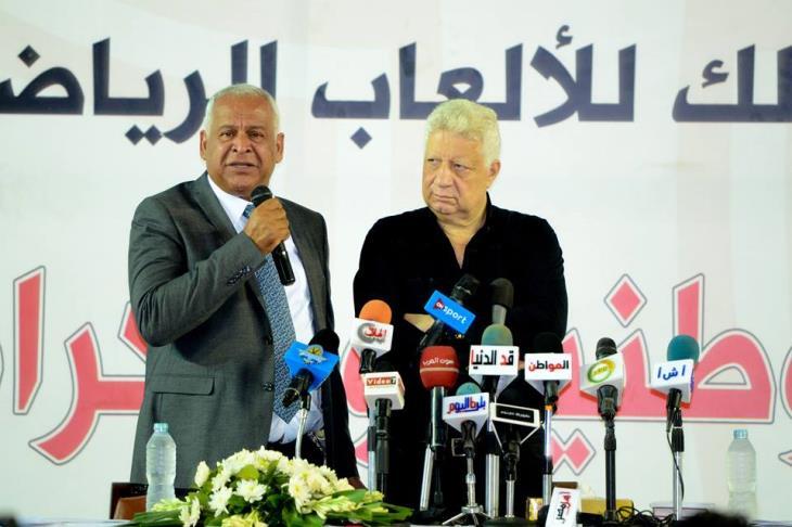 فرج عامر: سموحة بطل الكأس الحقيقي وليس الزمالك.. وحسام حسن بـ30 مليون