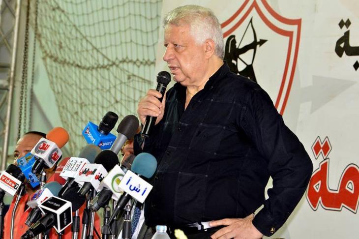 الأعلى لتنظيم الإعلام يمنع بث برنامج مدحت شلبي وظهور مرتضى منصور