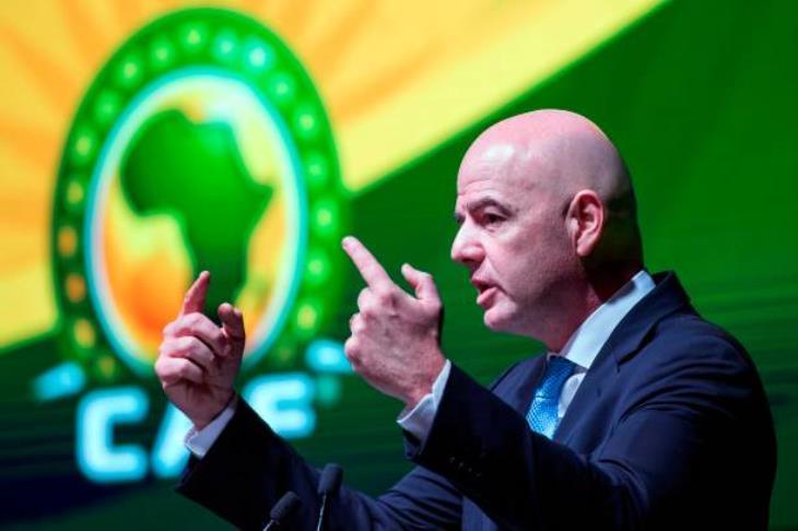 """انفانتينو: هناك فجوة بين أوروبا وباقي القارات """"كرويا"""".. والاستثمار له قواعد"""