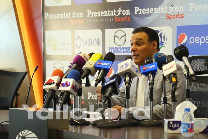 عبدالفتاح: رفضت رئاسة لجنة الحكام.. وقدمنا دعما لجريشة لم يحدث في التاريخ
