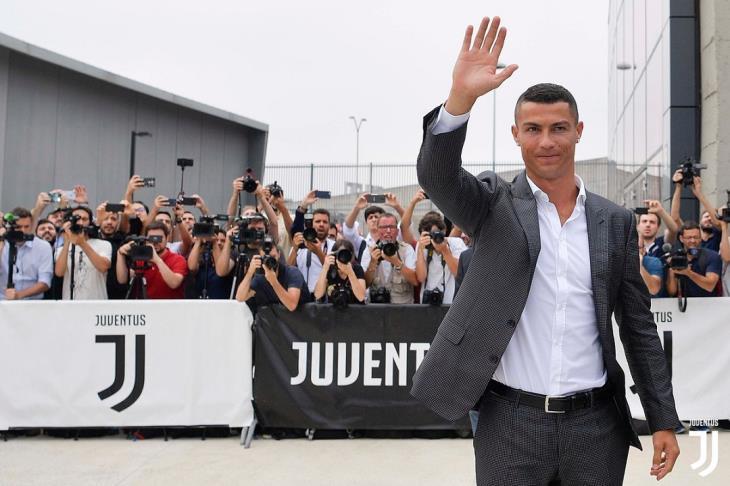 كريستيانو: أود أن يأتي ميسي لإيطاليا.. والأجواء في يوفنتوس أفضل من ريال مدريد