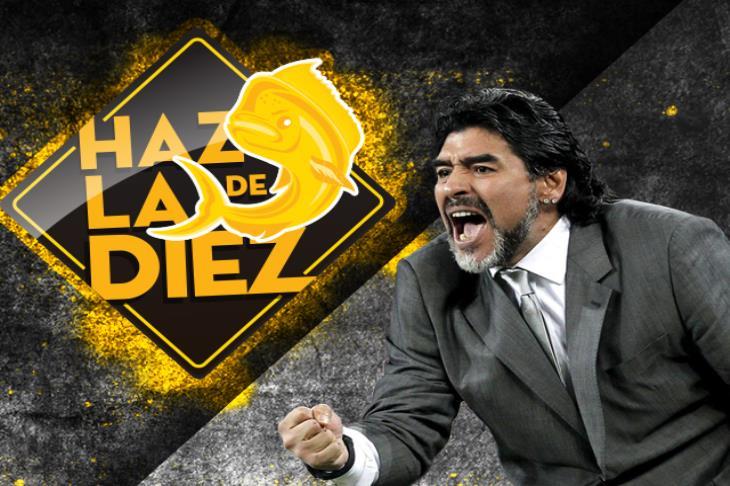 رسميًا.. مارادونا مدربًا جديدًا لفريق مكسيكي