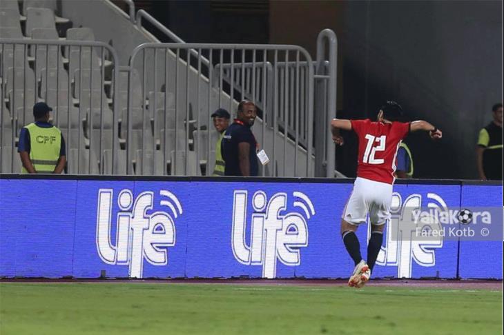 بالفيديو.. ثاني هدف دولي.. أيمن أشرف يضاعف النتيجة لمصر أمام النيجر