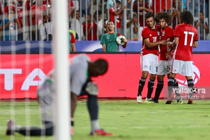 تقرير.. صلاح محسن خامس أصغر لاعب يسجل مع المنتخب.. وصقر في الصدارة