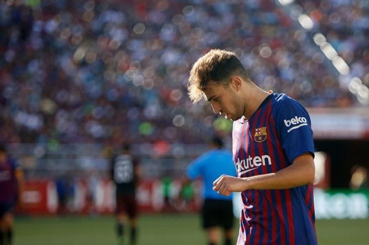 برشلونة يعلن الوصول لاتفاق مع إشبيلية لانتقال الحدادي