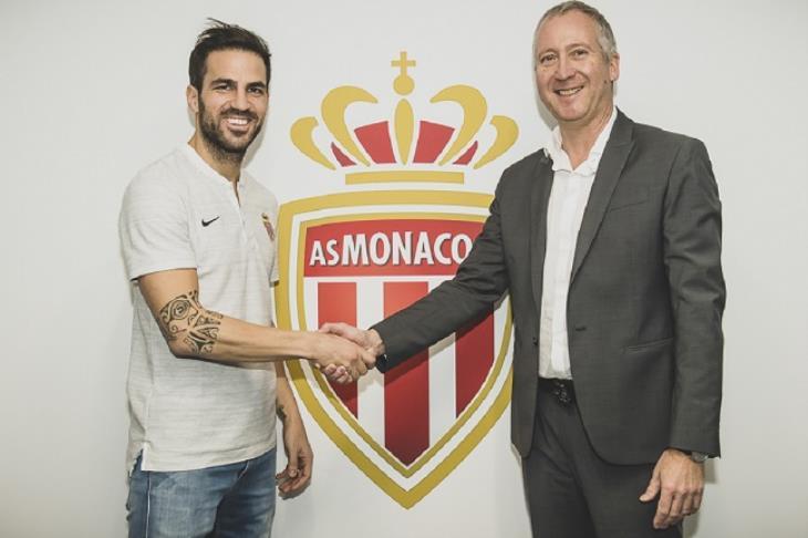 رسميا.. موناكو يتعاقد مع فابريجاس