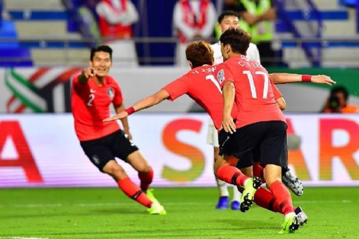 كوريا الجنوبية تهزم قيرغيزستان وتتأهل لدور الـ16 بكأس آسيا