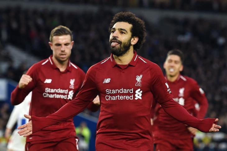 """""""صلاح يضع حدًا لهزائم الريدز"""".. ماذا قالت الصحف الإنجليزية بعد فوز ليفربول على برايتون؟"""