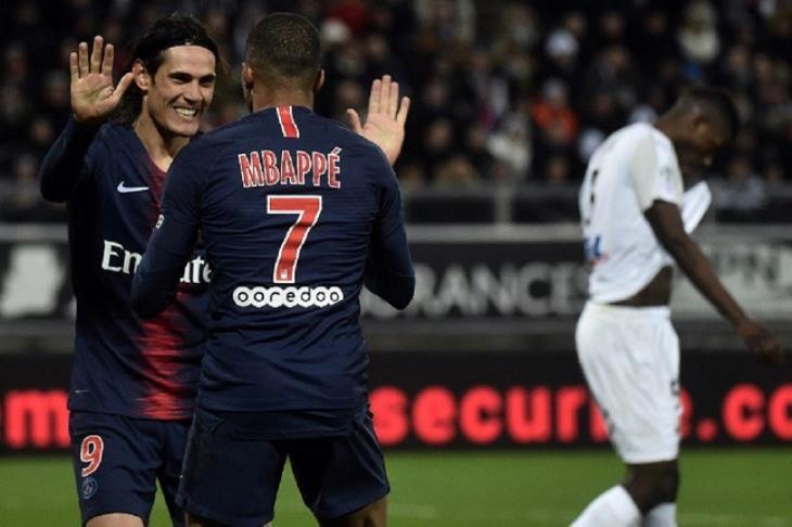 باريس يستعد لمانشستر يونايتد بفوز صعب على بوردو بالدوري