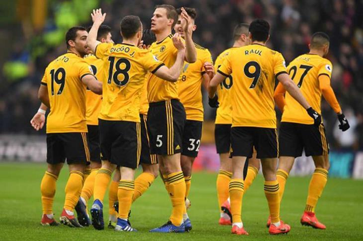 وولفرهامبتون يفوز على بريستول ويتأهل لدور الثمانية بكأس الاتحاد الإنجليزي