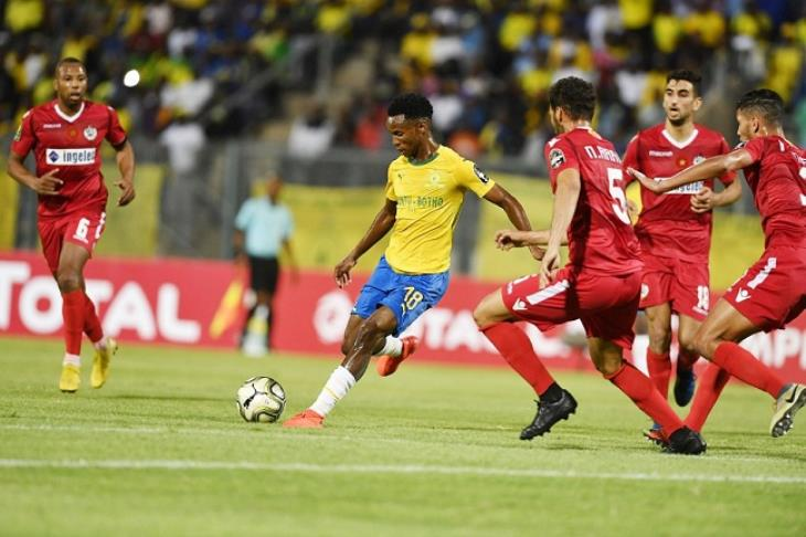صن داونز وأسيك يشعلان المجموعة الأولى في دوري أبطال أفريقيا