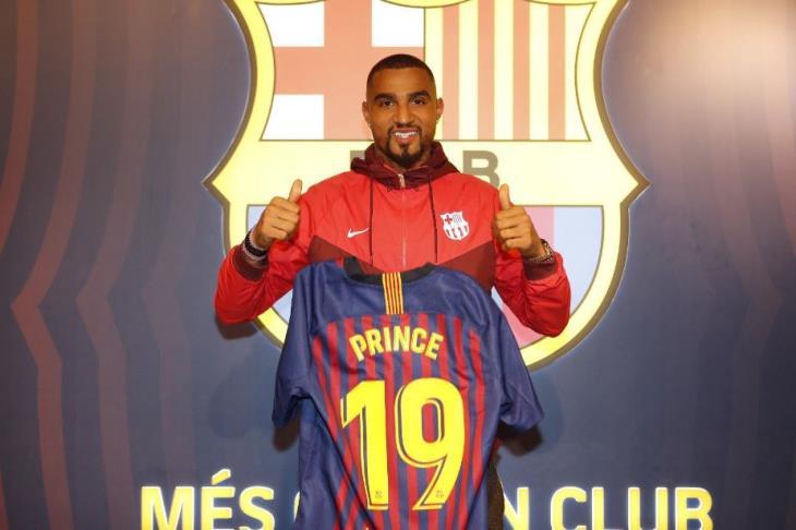 رسميًا.. برشلونة يعلن ضم بواتينج من ساسولو