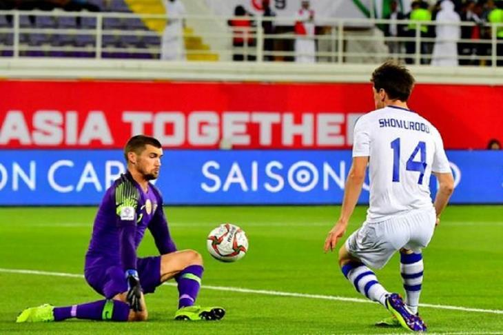 """بركلات الترجيح.. أوزبكستان """"كوبر"""" تودع كأس آسيا على يد أستراليا"""