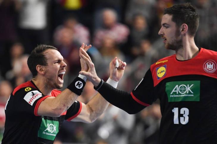 ألمانيا تصطحب فرنسا إلى قبل نهائي مونديال اليد بفوز مثير على كرواتيا