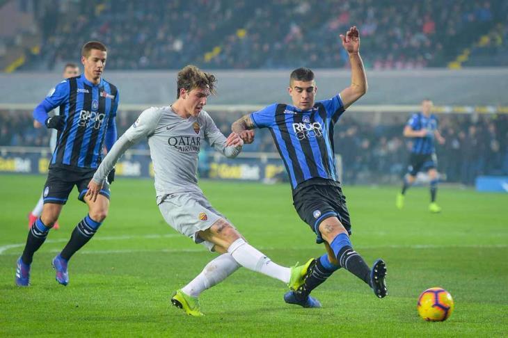 أتالانتا يعود من بعيد ويتعادل مع روما 3/3 في الدوري الإيطالي