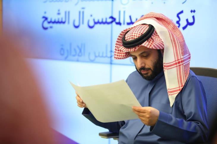 بالصور.. آل الشيخ يوجه التحية لـ37 شخصية مصرية.. من هم؟