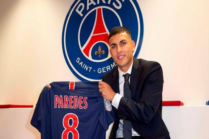 هدف تشيلسي.. لياندرو باريديس ينضم إلى باريس سان جيرمان