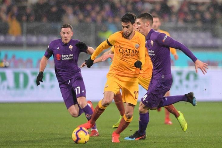فيورنتينا يعاقب سبال برباعية في الدوري الإيطالي