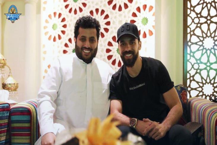 رسميًا.. عبدالله السعيد خامس صفقات بيراميدز.. وقد يشارك أمام الأهلي