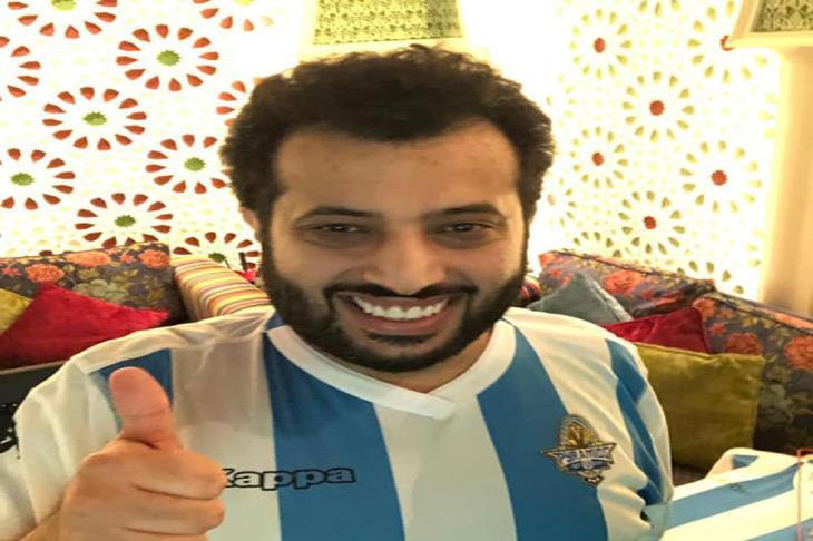 مفاجأة بيراميدز.. تركي آل الشيخ يزيد الغموض بصورة لويس ناني