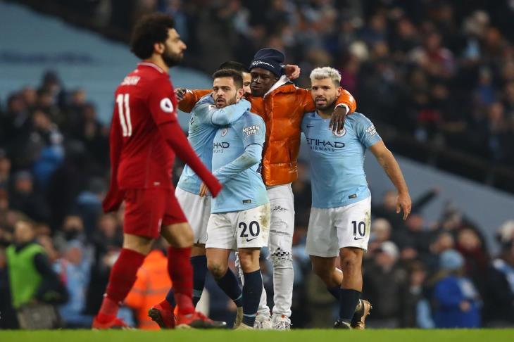 تقرير.. دوري اللا هزيمة أبرزهم.. مانشستر سيتي يسلب ليفربول 4 أرقام تاريخية