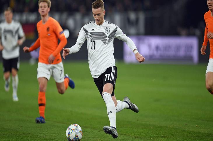 الإصابة تبعد رويس عن منتخب ألمانيا في تصفيات يورو 2020