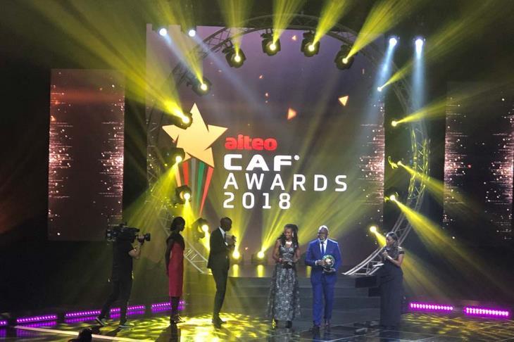 كاف يعلن إلغاء حفل جوائز الأفضل في أفريقيا 2020