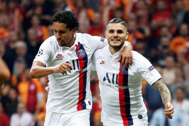 باريس يؤمن صدارته في دوري الأبطال بالفوز على جالاتا سراي