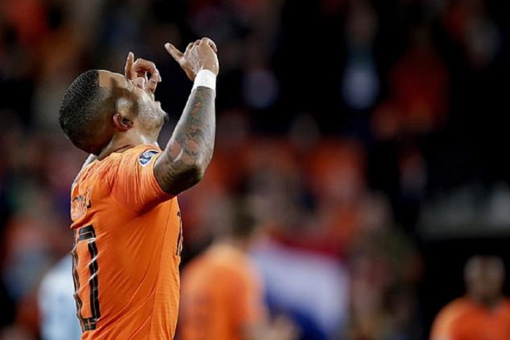 هولندا تنتفض في الوقت القاتل وتفلت من أيرلندا الشمالية بتصفيات يورو 2020