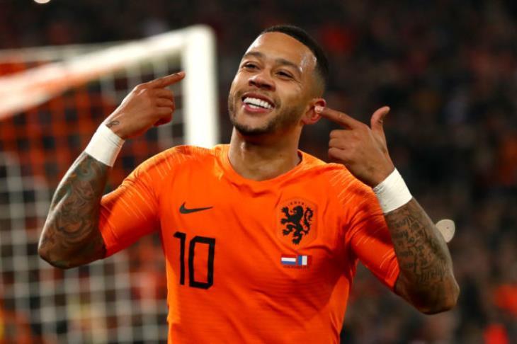 غياب ديباي عن منتخب هولندا أمام بيلاروسيا